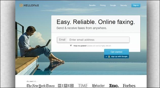 Abrir mi cuenta HelloFax