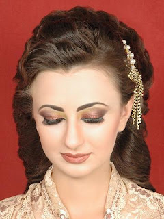 Arabic Hairstyle Ideas