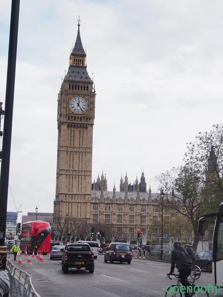 ロンドンのビッグベン
