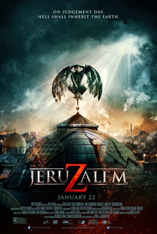 Ác Quỷ Jeruzalem - Jeruzalem (2016)