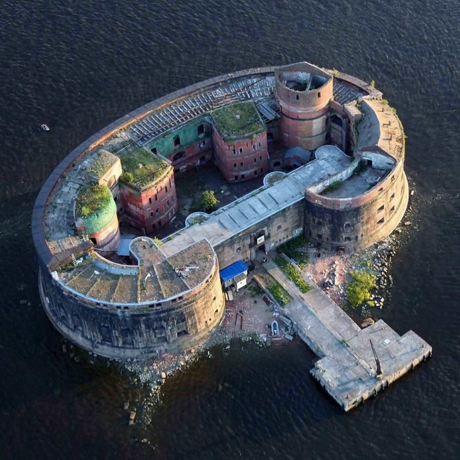 Fort Alexander, Saint Petersburg