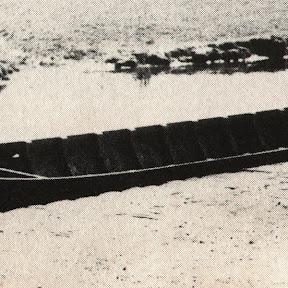 Hier een Bok met een laag boeiseltje. foto Gaast (frl) 1976