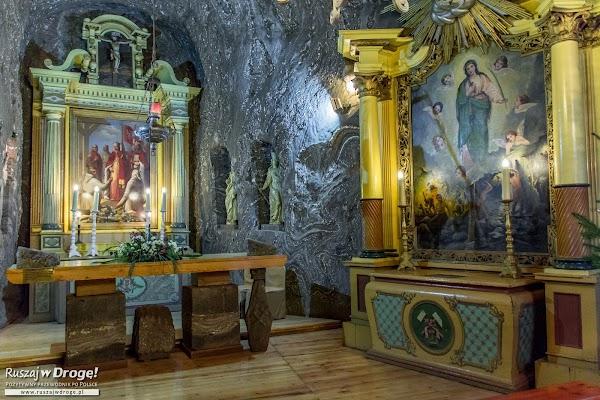 Kaplica Św. Kingi w Kopalni Soli w Bochni