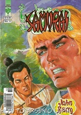 P00010 - Samurai - John Barry #10