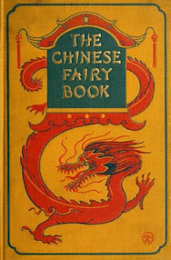 Cover of Richard Wilhelm's Book The Chinese Fairy Book