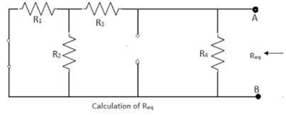 Thevenins equivalent circuit