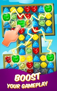 Gummy Drop! – Free Match 3 Puzzle Game- screenshot thumbnail