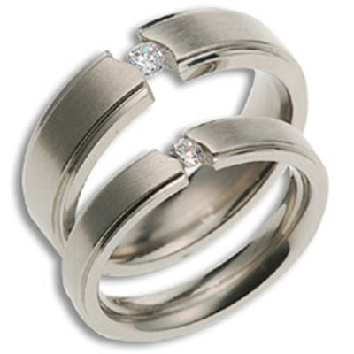 Cincin couple R424