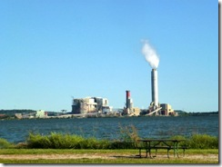 KCPL coal fired power plant