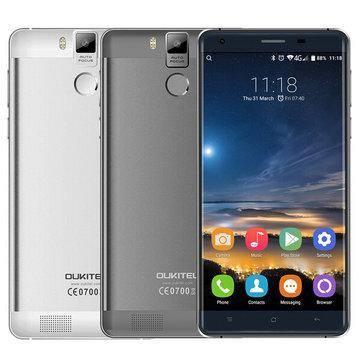 Smartphone Oukitel K6000 Pro (6000 mAh)
