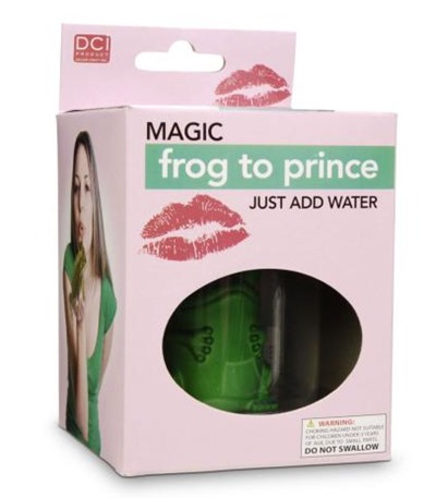 frog to prince2