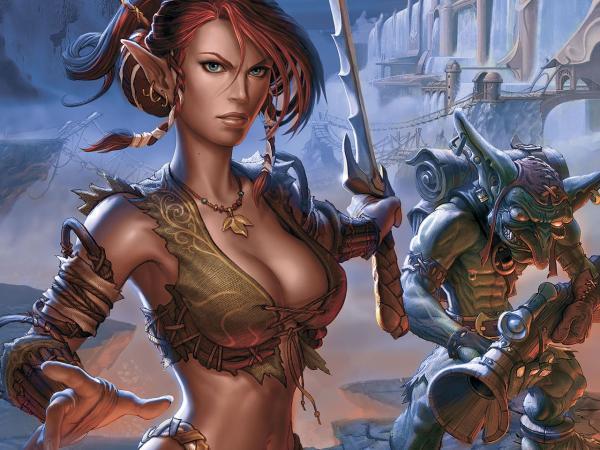 Voice Of Glorious Knight, Warrior Girls 1