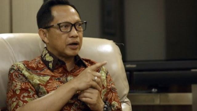 Cara Lain Selain Lockdown, Begini Penjelasan Mendagri Tito Karnavian