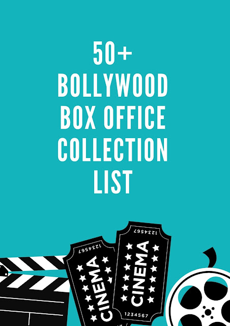 50+Bollywood Box Office Collection List-  2019- 2021 Report