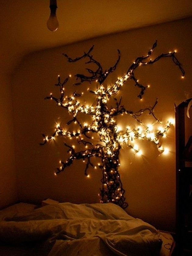 String Lights For Room : Wonderful And Cool Canopies String Light for a Beautiful Room - Styles 2d