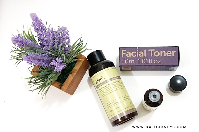 [Review] KLAIR'S Supple Preparation Facial Toner