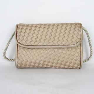 Bottega Veneta Satin Crossbody Bag