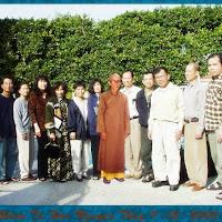 [T&C-003] Nhóm phật tử Nguyên Thủy thăm Thầy (năm 2000)