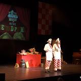 Theatershow (het Pietendiploma) met de Kokende Koks.