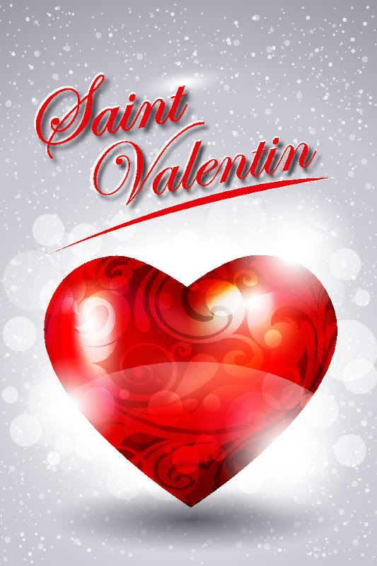 Claudi & le piano: Cartes de la St Valentin gratuites pour iPhone 4