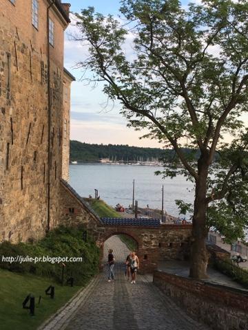 Норвегия, Осло, крепость Акерсхус