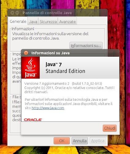 Java 7 su Ubuntu