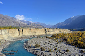 Spectacular Gilgit in Autumn