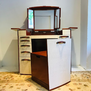 Starbay Dressing Table with Seat