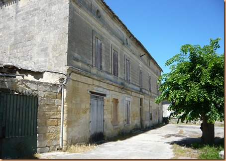 St Emilion the buildings9c