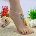 usa news corp, Bushra Ansari, tika is beautiful or maybe im a stan, white stone silver anklets in Gabon, height=