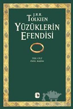 Yuzuklerin Efendisi - J.R.R. Tolkien (Tek Cilt) Epub İNDiR