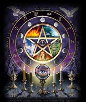 Wicca Satanic, Candle Magic