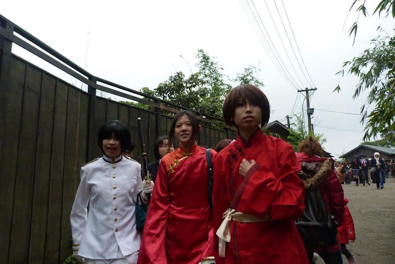 TAIWAN. Seediq Bale decor du film (qui est maintenant ferme) - P1110443.JPG
