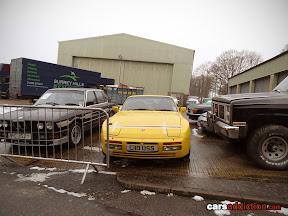 BMW Alpina and Porsche 944