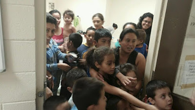 Eighty percent of illegal immigrant kids are turned over to illegal immigrants