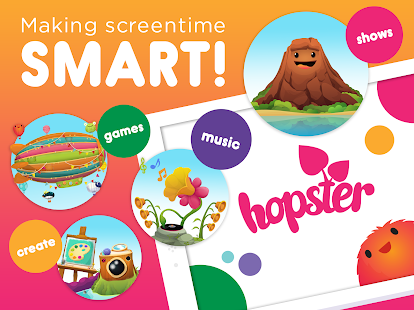 Hopster – Preschool TV Shows & Educational Games- screenshot thumbnail