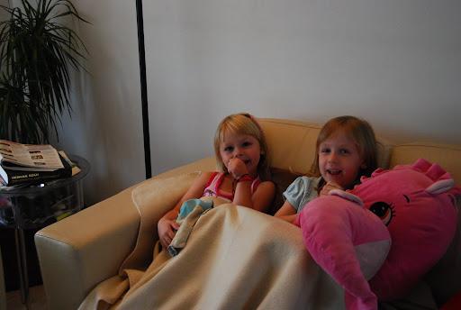 Gezellig samen TV kijken