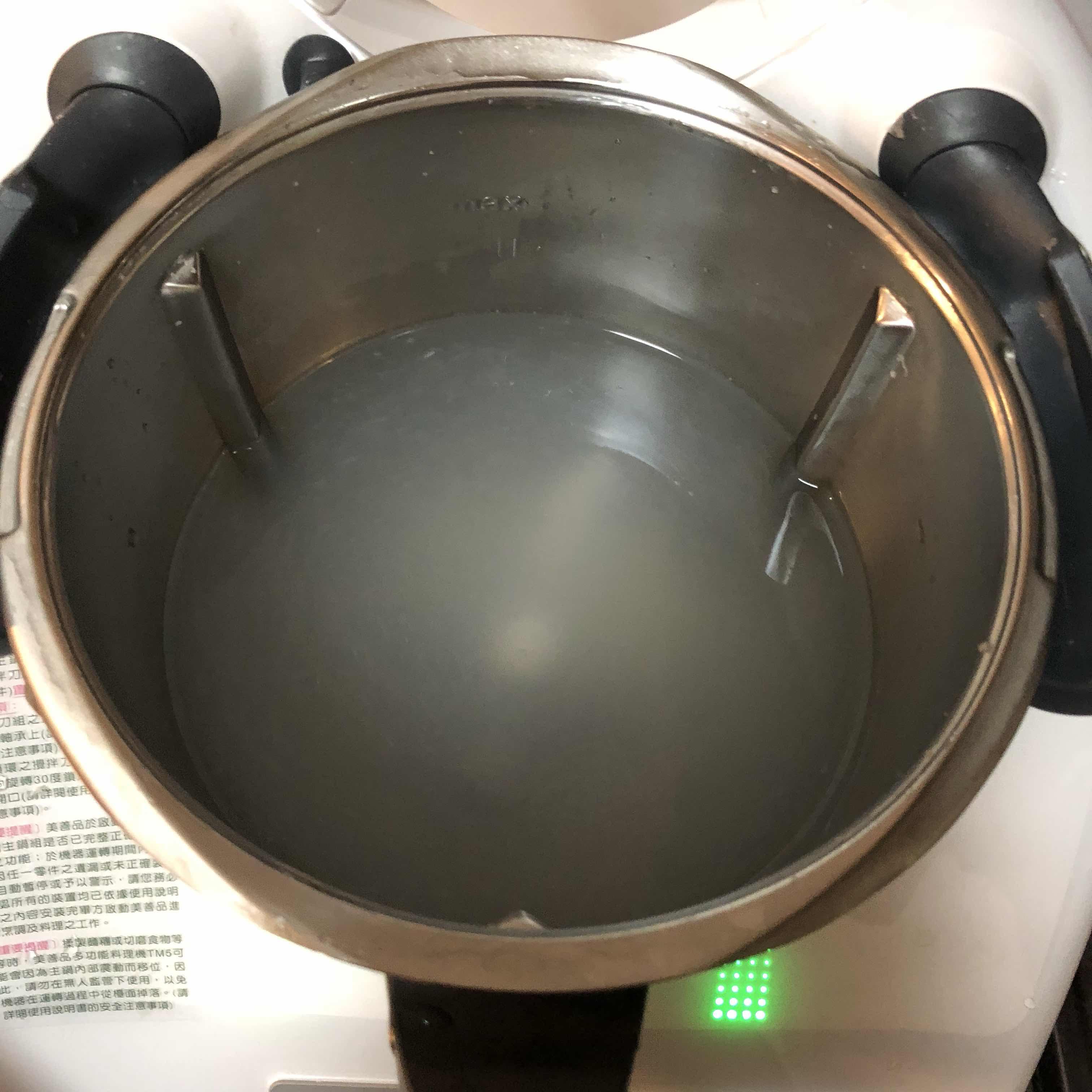 黑面皮鹿紀事: 美善品-太極米漿粥
