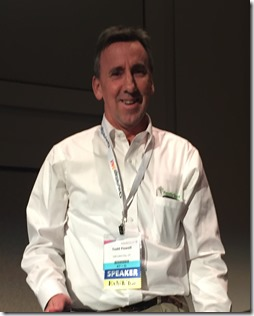 Todd Powell presented at RootsTech 2017
