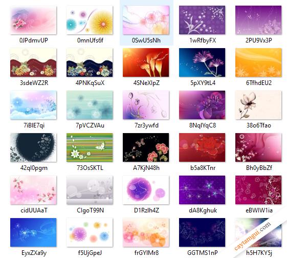 Tổng hợp những hình nền đẹp (nice wallpaper) cho máy tính