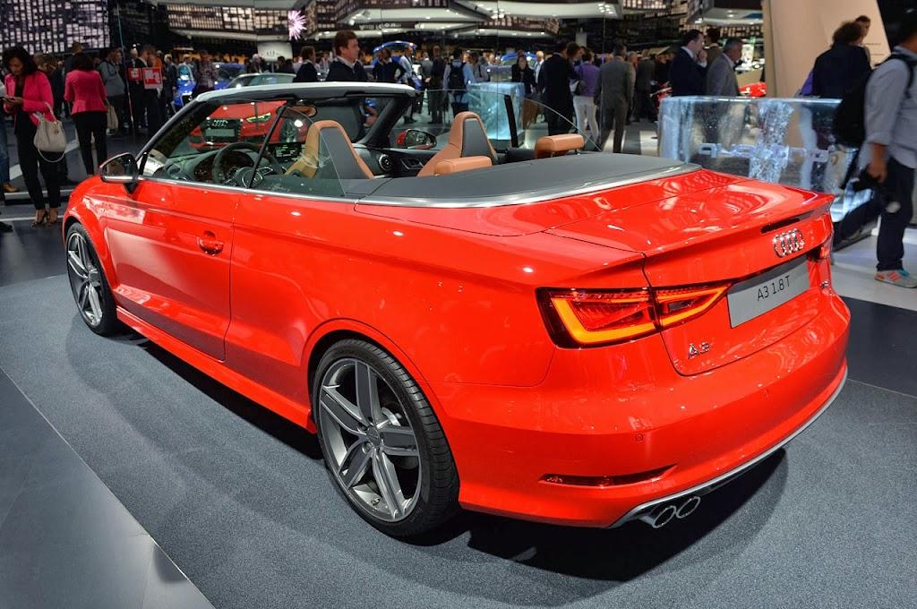 Audi s4 convertible 2013