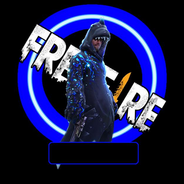 Tạo Logo Gaming Khủng Long Free Fire