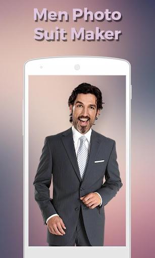Men Suit Photo Maker 1.0 screenshots 2