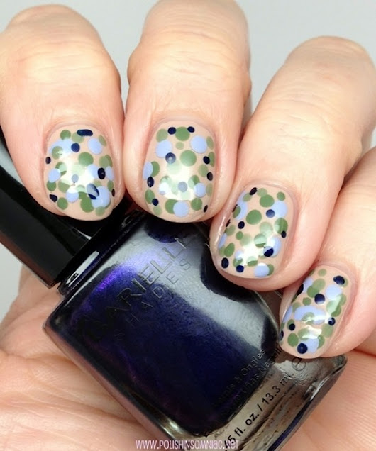 Dotticure with the Barielle Jetsetter Collection