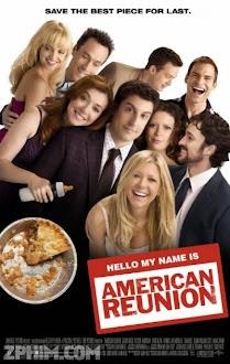 Hội Tụ Kiểu Mỹ - American Reunion (2012) Poster
