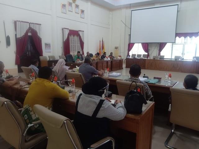 Lagi, Giliran Legislator Banjar dan Batola Kunker ke Barsel