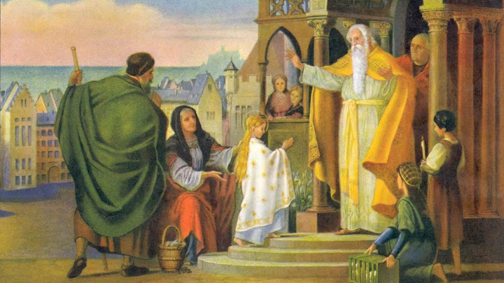 Ai là mẹ tôi? (21.11.2020 – Thứ Bảy: Đức Mẹ dâng mình trong Đền thờ)