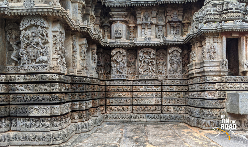 The magical sculptures at Lakshmi Narasimha Temple, Nuggehalli