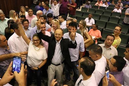 Benes Leocádio é eleito novo Presidente da FEMURN (1) - Foto Demis Roussos