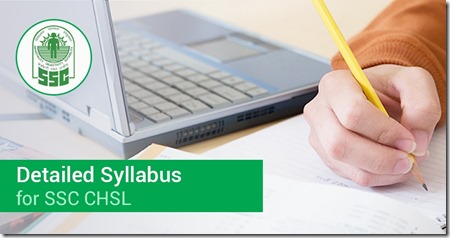 ssc chsl Exam Pattern and Syllabus